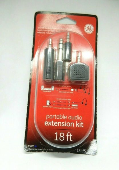 Audio Extension Kit GE Universal 3.5mm4