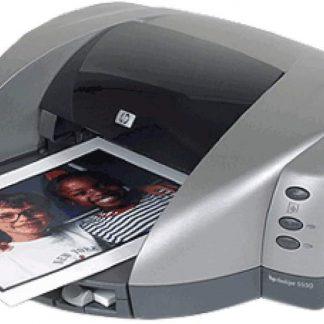 HP Deskjet 5550 Color Inkjet Printer1