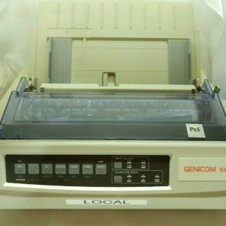 Dot Matrix Printer warhouse point-of-sale Genicom 930 GE7000A