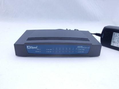 8 Port 10/100 Hub 90.18D10.036 AOpen AOH-608 2