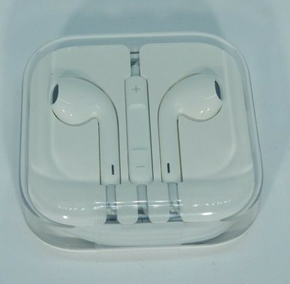 Apple In-Ear Only Headsets White 3