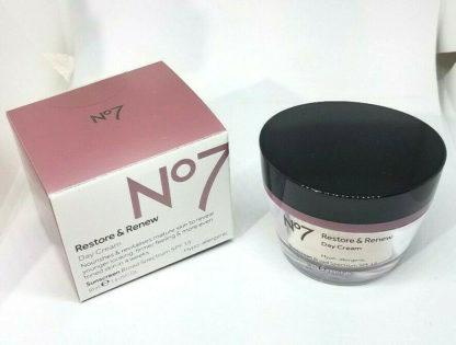 Boots No7 Restore & Renew Day Cream Hypo-allergenic
