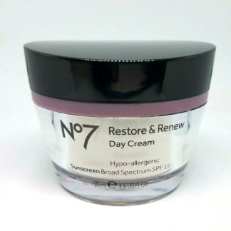 Boots No7 Restore & Renew Day Cream Hypo-allergenic 1