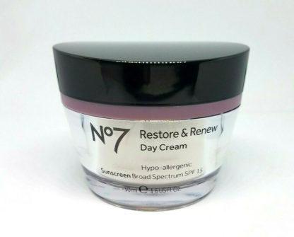 Boots No7 Restore & Renew Day Cream Hypo-allergenic 1
