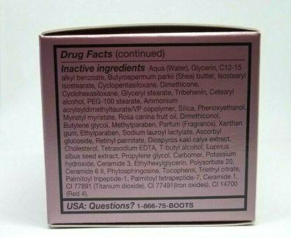Boots No7 Restore & Renew Day Cream Hypo-allergenic 3