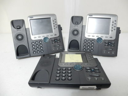 Cisco CP-7960 IP Phone Programmable Lines VoIP 3