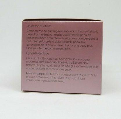 Boots No7 Restore & Renew Night Cream 1.6 oz hypo-allergenic4