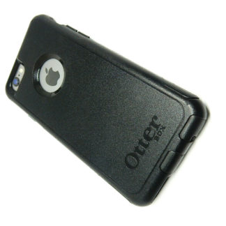 Black Otterbox iPhone Case