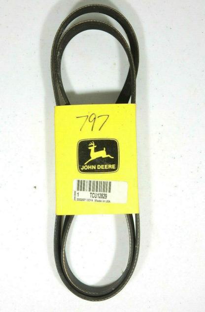 John Deere TCU12829 Drive Belt Hydraulic Pump Drive V-Belt Z-Trak4