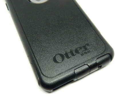 Black Otterbox iPhone Case 1