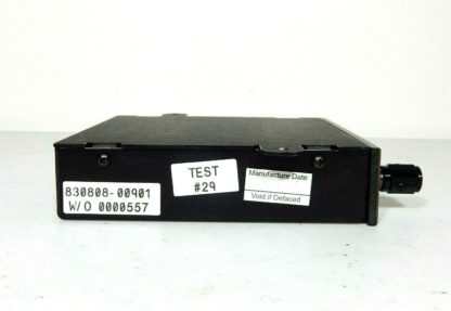 Dispatch Console Jackbox w/ Mute Button Telecom Radio 911 4