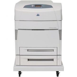 HP Color LaserJet 5550dtn Q3716A Workgroup Up to 27 ppm 600 x 600 dpi Color Print Quality Color Laser Printer
