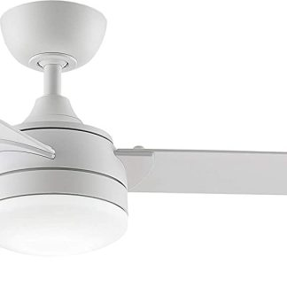 The sleek and modern Xeno Wet offers a powerful 3-speed motor with an integrated LED light kit. This fan is made with state of the art anti-corrosive and weather resistant materials.