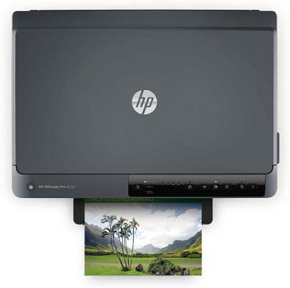 HP OfficeJet Pro 6230 Wireless Printer Works with Alexa