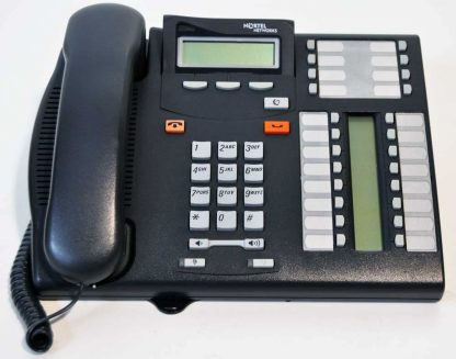 Nortel T7316 Telephone Charcoal