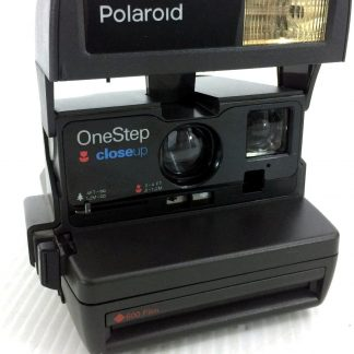 Polaroid One Step Close-Up 600 Instant Camera