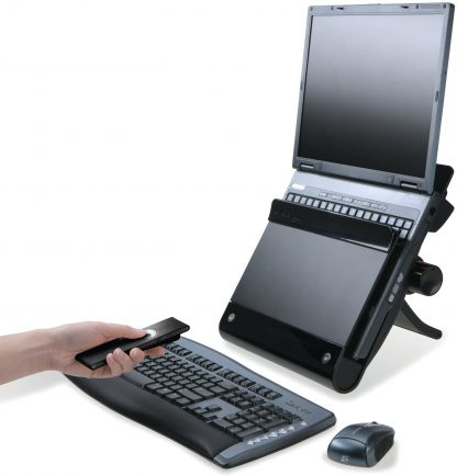 Kensington SmartFit Laptop Stand - Black