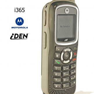 Motorola i365 IDEN Unlocked Cell Phone Bundle [Wireless Phone Accessory]