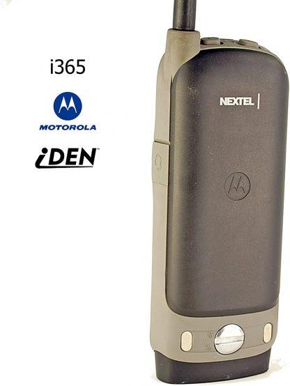 Motorola i365 IDEN Unlocked Cell Phone Bundle [Wireless Phone Accessory]
