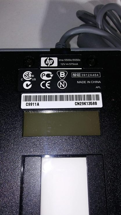 Hewlett-Packard HP C9911B Transparency Material Adapter (TMA) for HP Scanjet 7650n