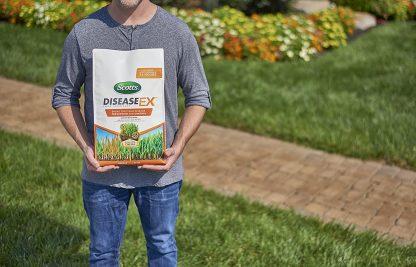 Scotts DiseaseEx Lawn Fungicide3