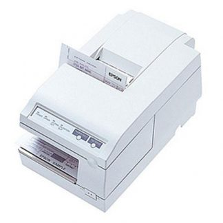 Epson TM U375P POS Receipt Printer, Upto 16 cpi Resolution, Up to 5.4 Lines/Sec, Print Speed, Dot Matrix, 9 Pin, Monochrome, B/W, Parallel