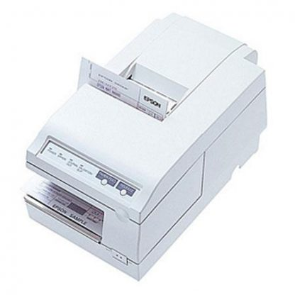 Epson TM U375P POS Receipt Printer, Upto 16 cpi Resolution, Up to 5.4 Lines/Sec, Print Speed, Dot Matrix, 9 Pin, Monochrome, B/W, Parallel