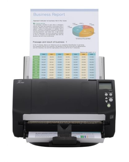Fujitsu fi-7160 Color Duplex Document Scanner