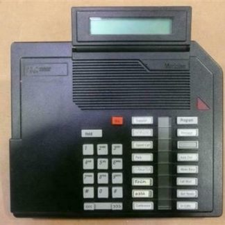 Nortel M2216D Black Phone