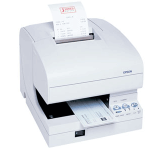 EPSON TM-J7100 Multi-function POS printer1