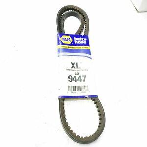 Napa XL 9447 EPDM Rubber Belt BackPolyester