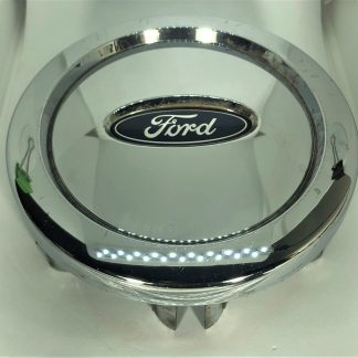 Chrome Center wheel cap for 2003-2006 Ford Expedition.